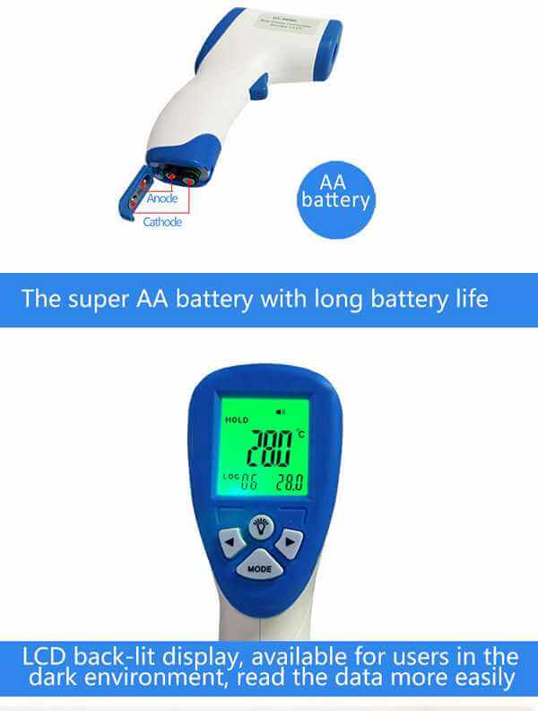 Baby Infrared Thermometer China