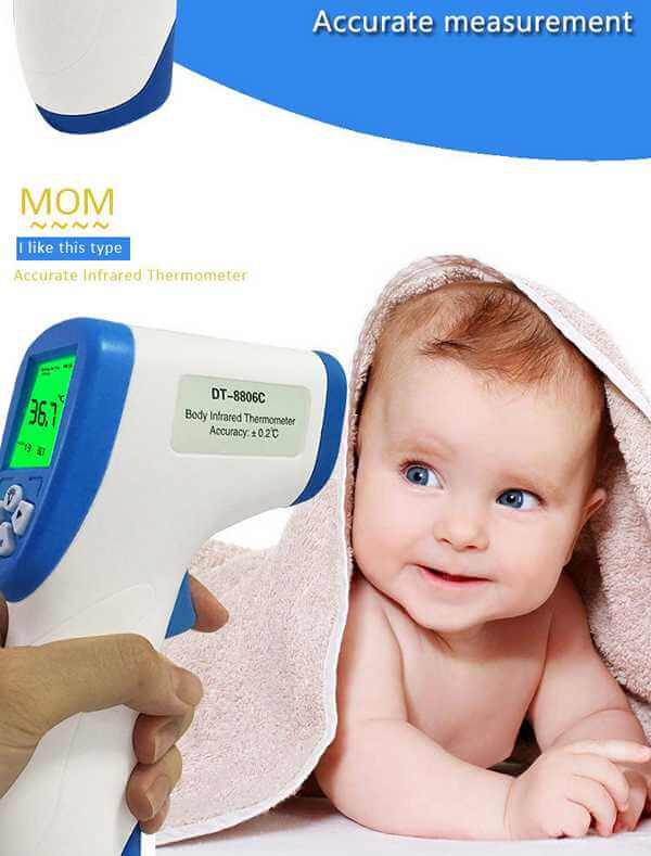 Baby Infrared Thermometer manufacturer