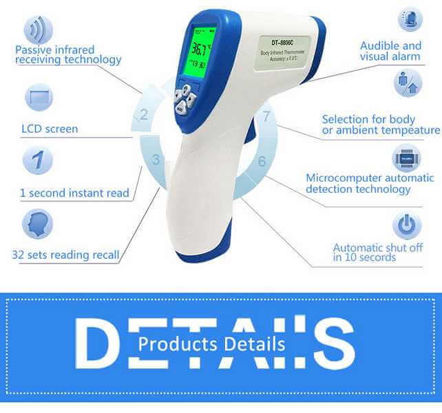 Baby Infrared Thermometers