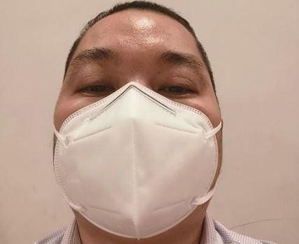 N95 masks China