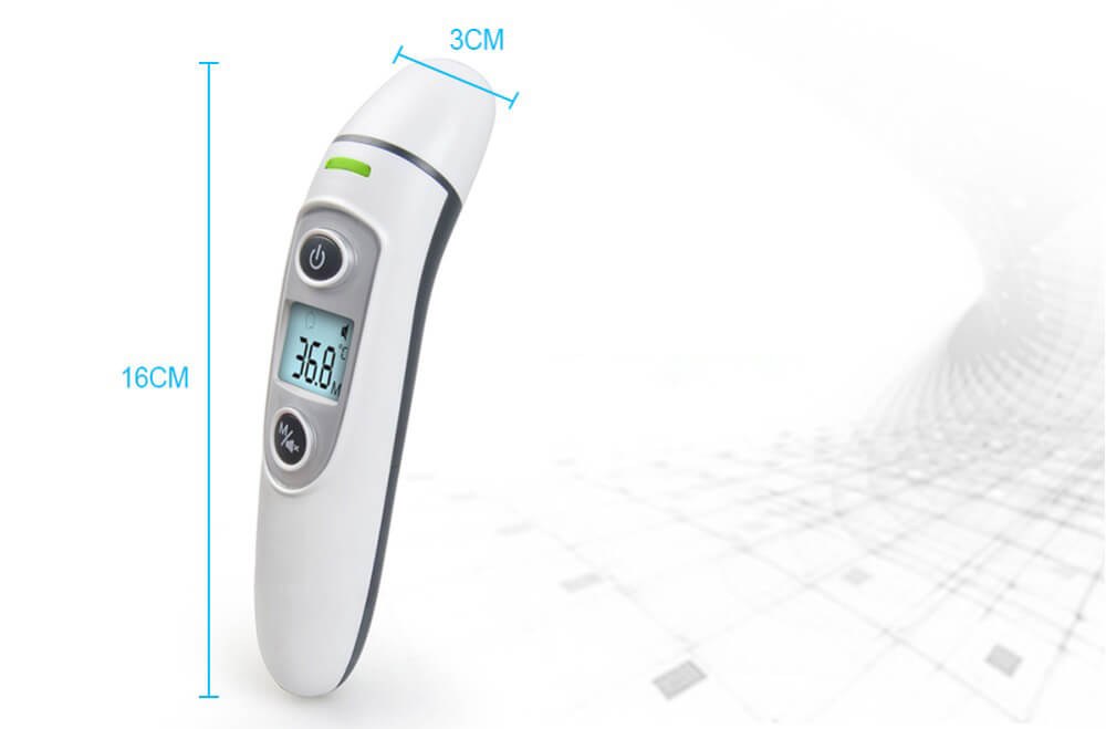 ear and forehead thermometer wholesale