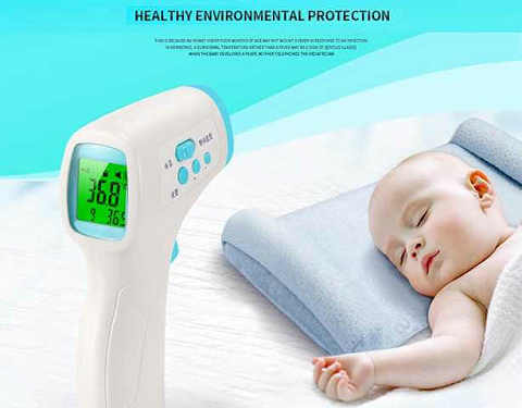 ir thermometer company