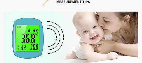 temporal thermometer company