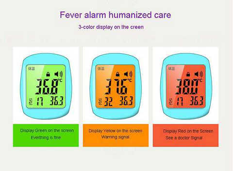 temporal thermometer manufacturer