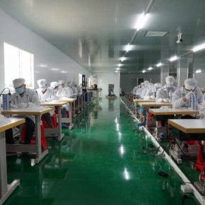 FFP2 FFP3 face mask factory