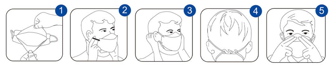 fish ffp2 face mask